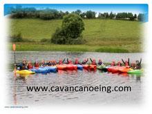 cavan-canoeing
